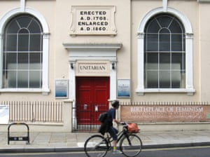 Newington Green Unitarian Church in north London