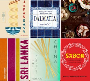 Cookbooks form around the world composite