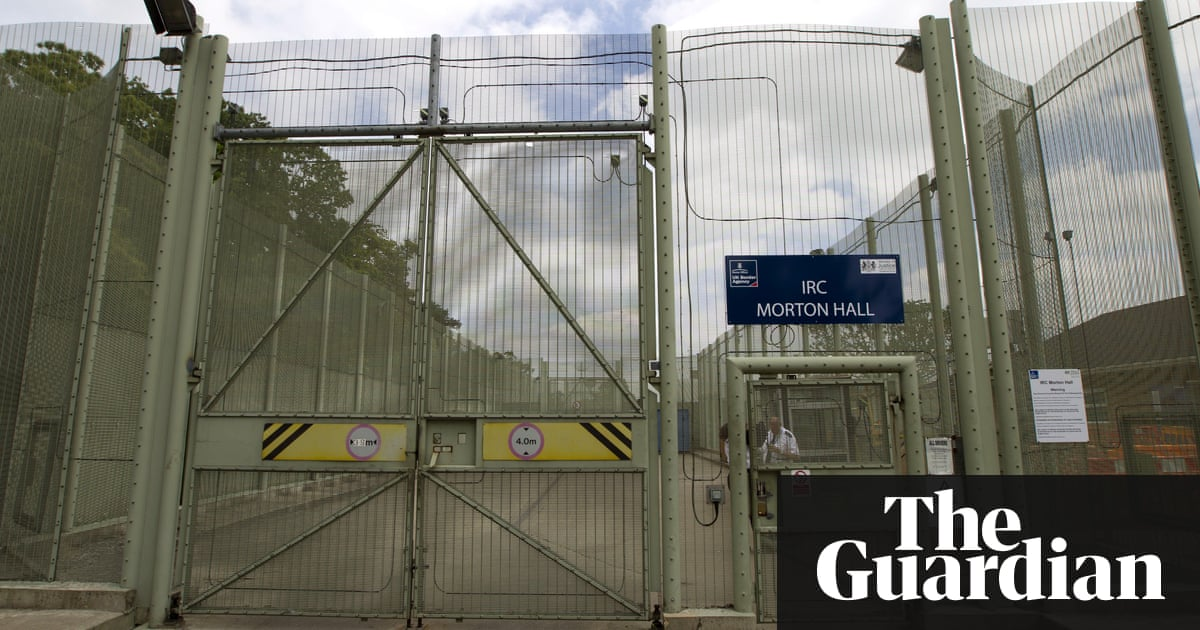 Child slavery victim sues Home Office after sexual assault at Morton Hall