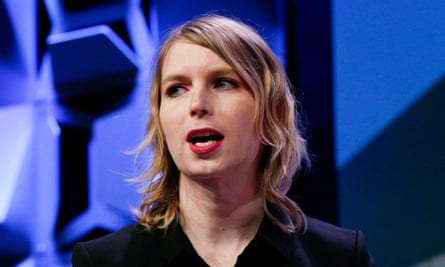 Chelsea Manning told the judge she 'will accept whatever you bring upon me'.