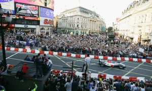 The Formula One live event in London in July was a popular innovation introduced by the sport's new owners, Liberty.