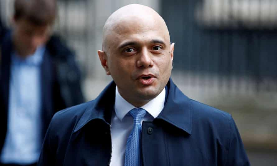 The chancellor, Sajid Javid, has said Treasury will not lend support to manufacturers that favour EU rules after Brexit.