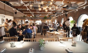 Hicce Restaurant, Kings Cross, London: one to watch with interest.