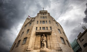 BBC Broadcasting House, in London, where the Advisory Committee on Spoken English met for 13 years.