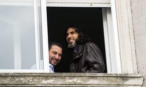 Abu Wa'el Dhiab, right, reportedly had last been seen in July in Chuy, a small village near the Uruguay-Brazil border.