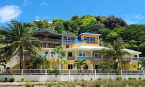 The Islander's Inn, Union Island