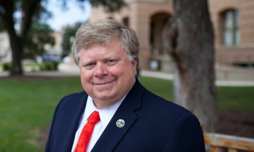 Georgetown, Texas Mayor Dale Ross says the decision to source all the town's energy from renewable resources was based in cold-eyed pragmatism.