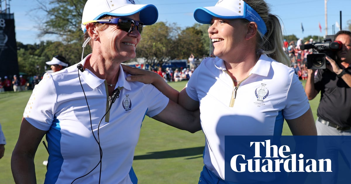 Europe retain Solheim Cup after thrilling victory over USA