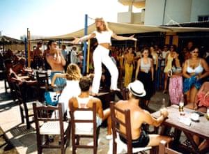 Bora Bora, Platja D'en Bossa, Ibiza, 1999<br>
