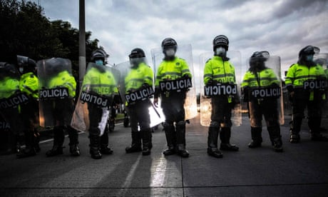 Colombian police killed 86 people in 2020, report reveals