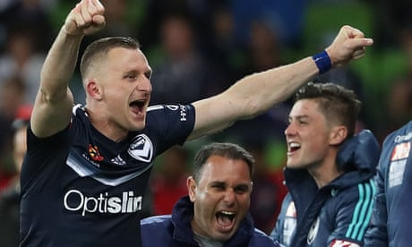 Berisha hits winner in Melbourne derby as Sydney march on in Perth