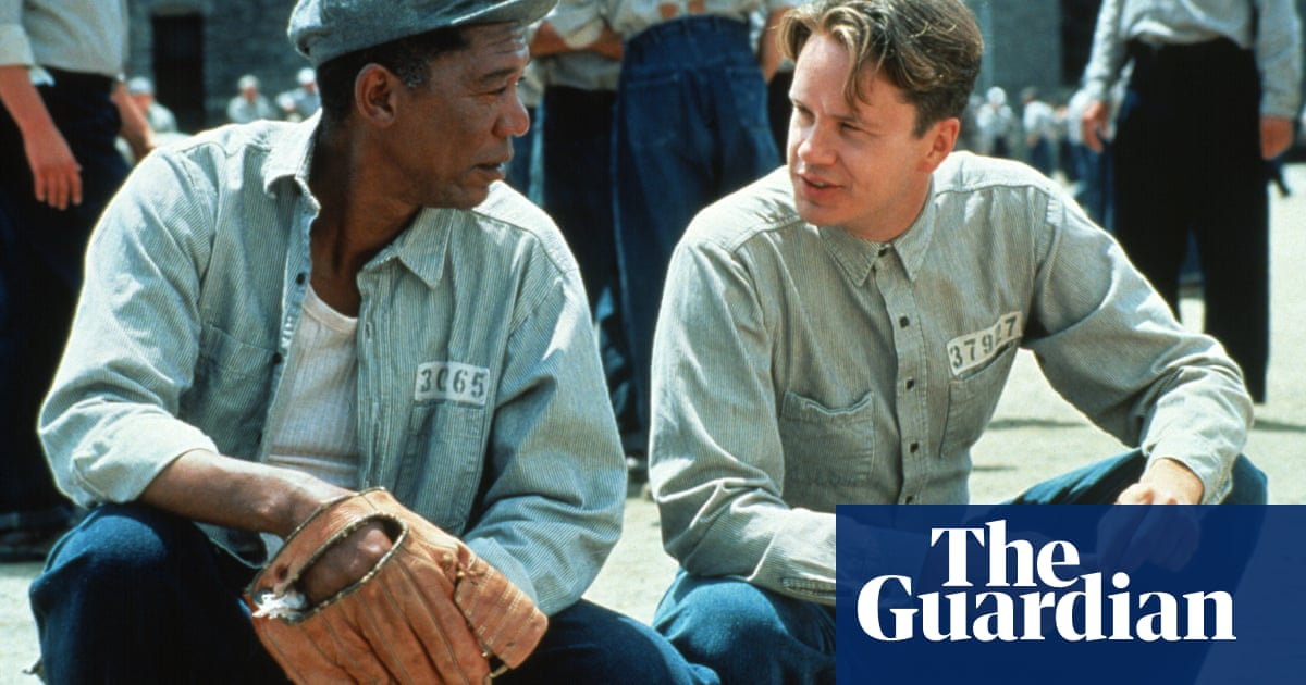 Ive never seen … The Shawshank Redemption