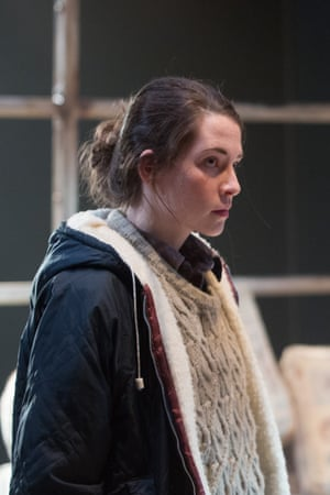 Annes Elwy (Jenny) at the Royal Exchange