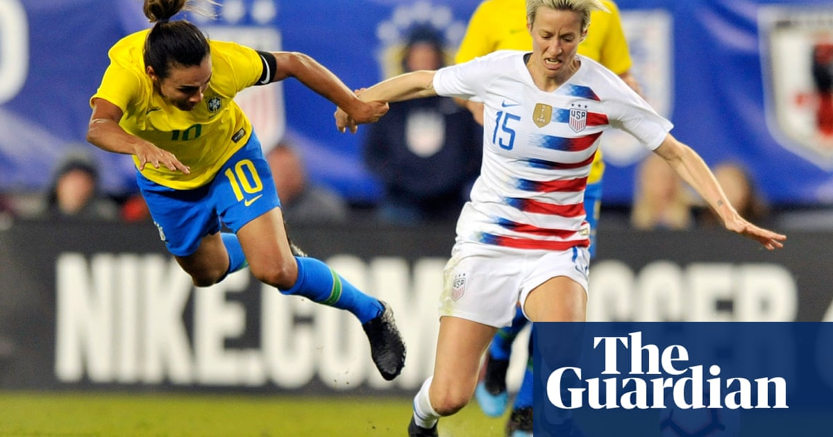 She Believes Cup Schedule 2020 Should World Cup champions USA panic after a disappointing
