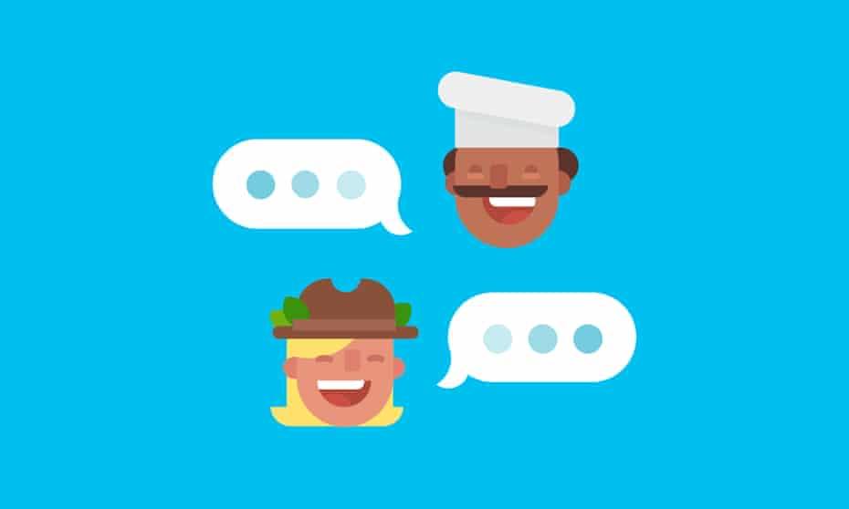 Duolingo's bots are here to talk.