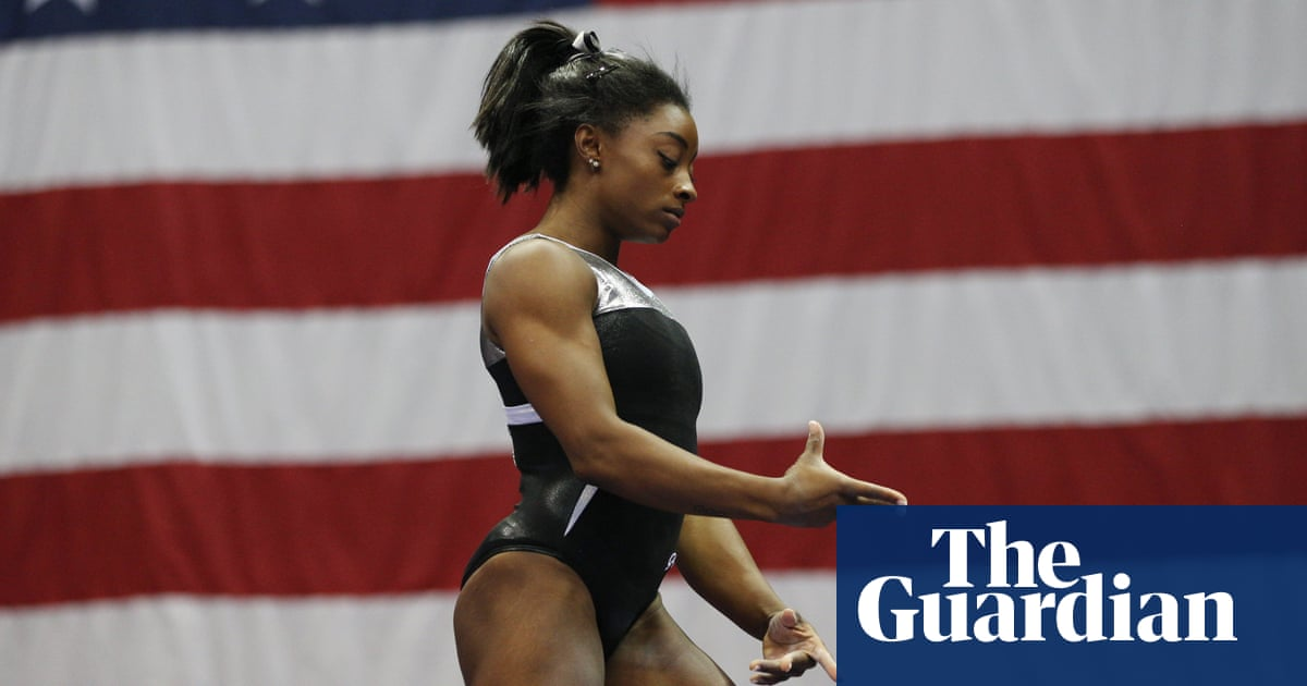 026f7c6ff87 Simone Biles   Some days I m like, why am I here  But in the end it s all  worth it    Sport   The Guardian