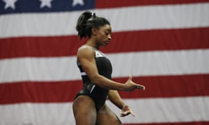 Simone Biles: 'Some days I'm like, why am I here? But in the