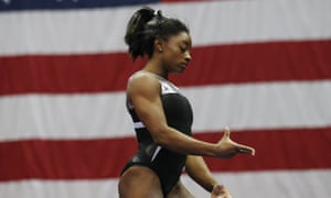 Simone Biles will compete at the World Gymnastics Championships later this month
