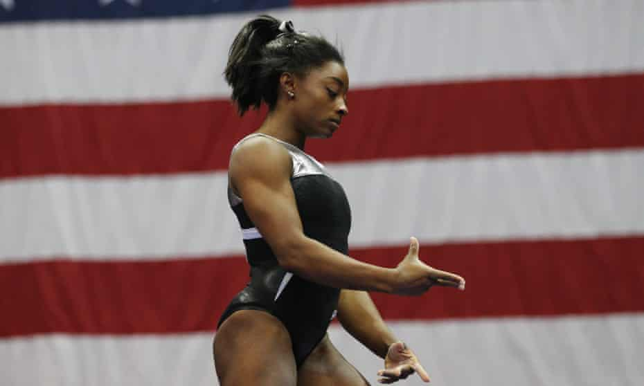 Simone Biles is expected to dominate this week's World Gymnastics Championships