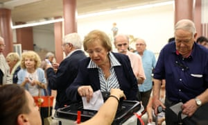 Independence Referendum Takes Place