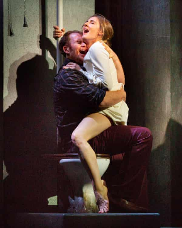 Losing their way? Sydney Mancasola and Duncan Rock in Missy Mazzoli's Breaking the Waves