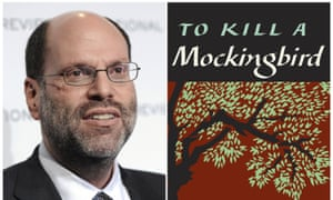 Scott Rudin is the producer of the current Broadway version of To Kill a Mockingbird, adapted from Harper Lee's book by Aaron Sorkin.
