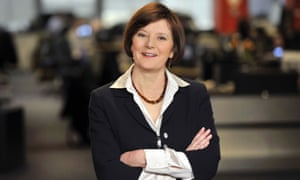 Helen Boaden said the plan risked turning the public service into a state broadcaster.