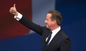 'But when Cameron and Osborne wax lyrical about protecting working people, it's strictly for the cameras.'