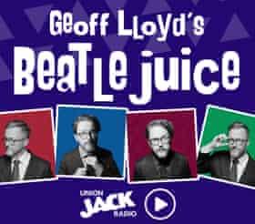 Geoff Lloyd's Beatle Juice