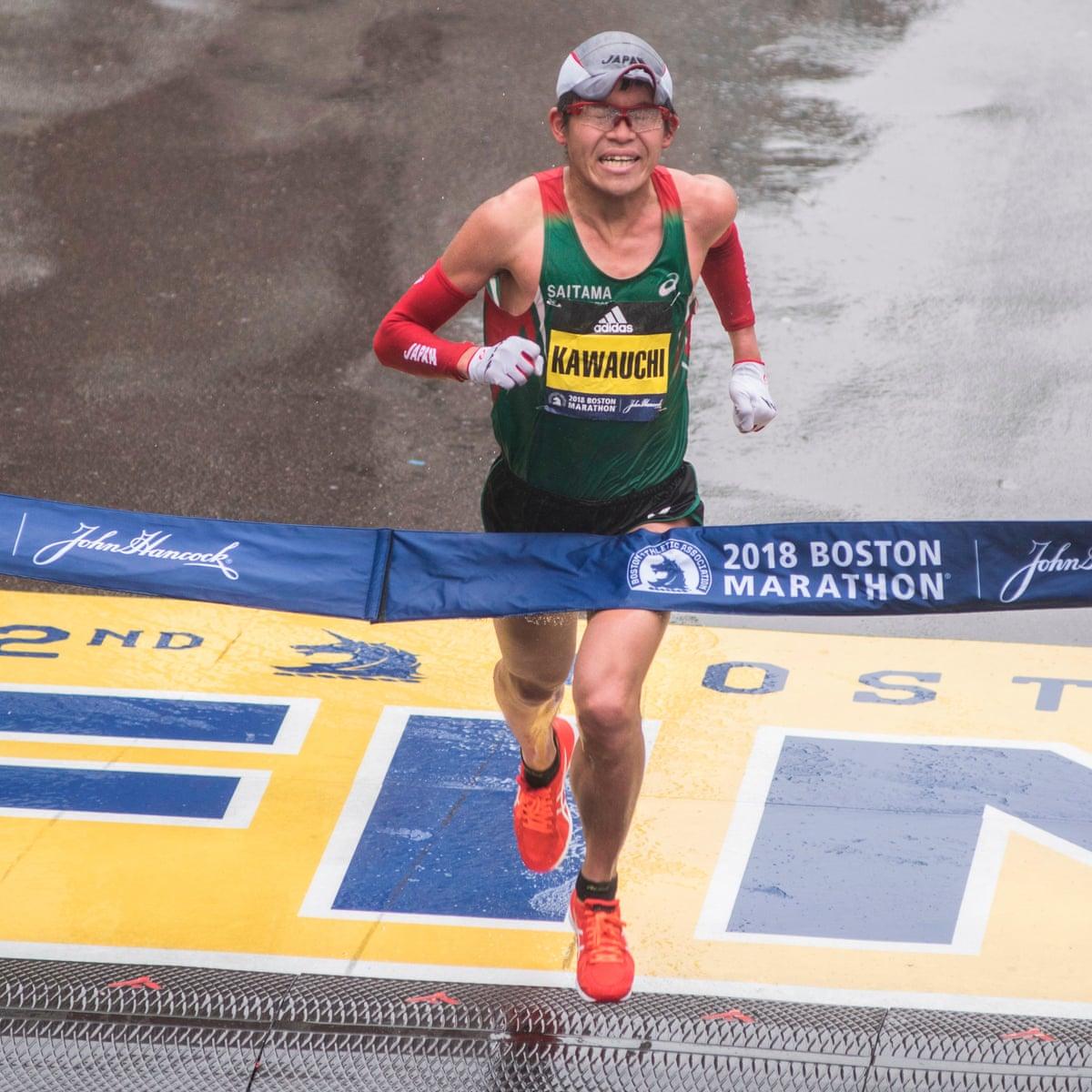 10 reasons Yuki Kawauchi, Boston marathon winner, should be your ...
