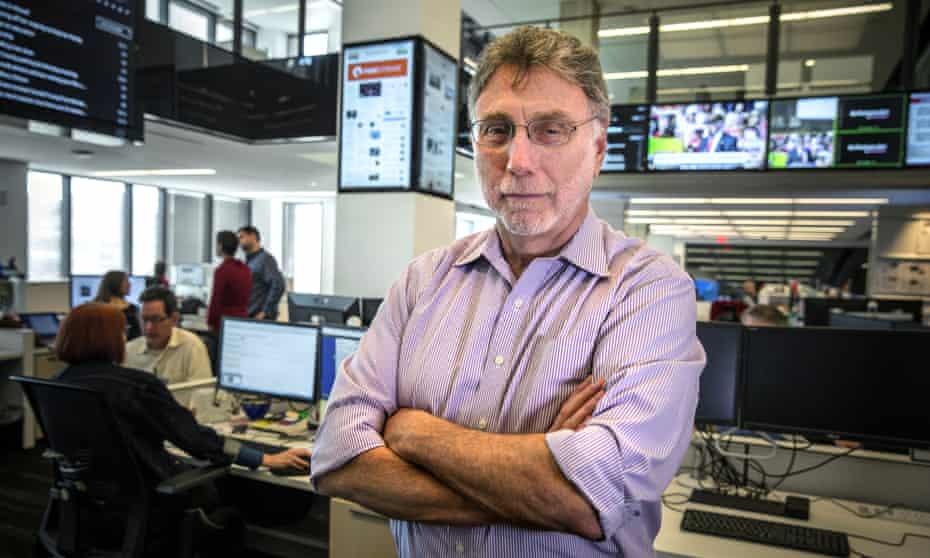 Martin Baron editor of Washington PostMarty Baron, editor of the Washington Post Martin Baron