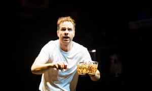 Rafe Spall in Death of England.