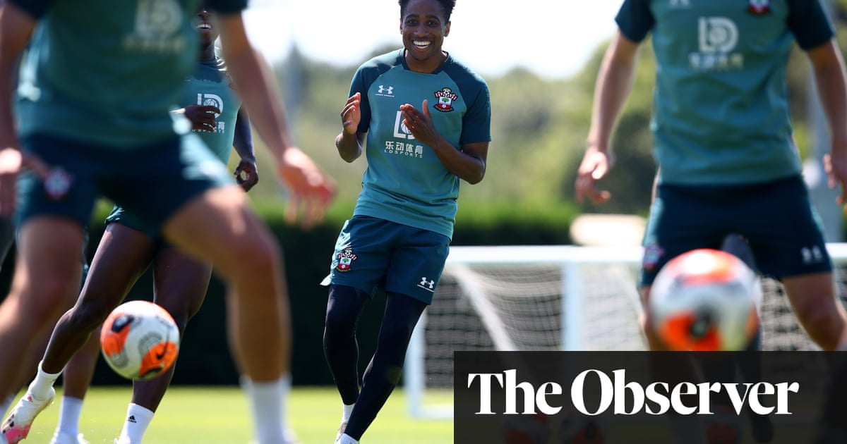 Kyle Walker-Peters: I wanted a black hole to just swallow me up