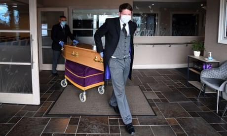 UK coronavirus death toll nears 50,000, latest official figures show