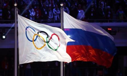 Russian Olympic ban