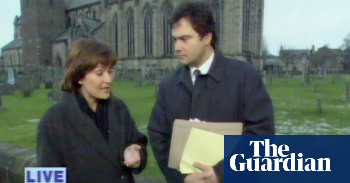 TV tonight: Lorraine Kelly returns to report from Dunblane 25 years after the tragedy