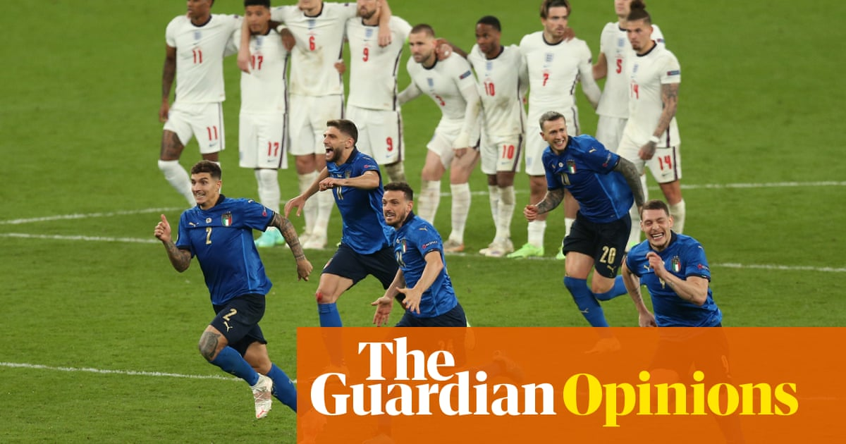 England suffer cruel defeat but Gareth Southgate and his players lit up the summer | Barney Ronay