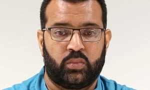 Shahid Mohammed carried out the arson attack following a dispute with relatives.