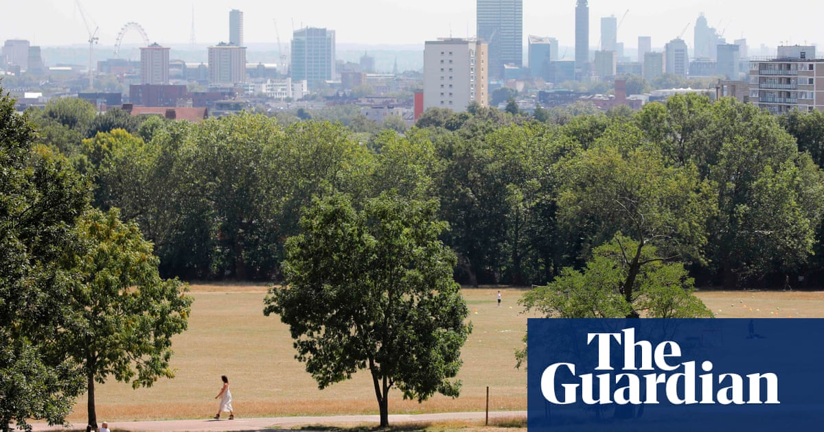 Network of green walks proposed along routes of London's forgotten rivers