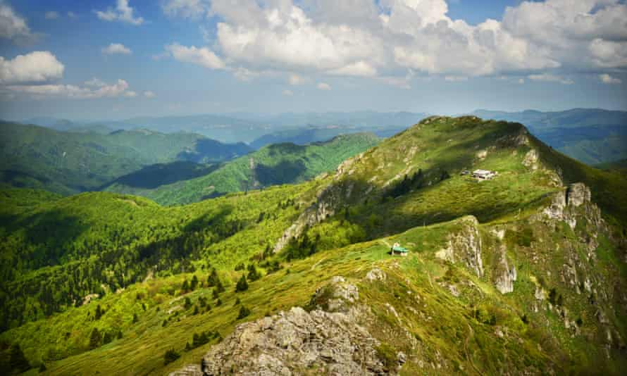 'Peaceful and bucolic': Bulgaria's rugged rural landscape in the heart of the Balkan mountains.
