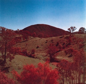 Image of landscape in NSW