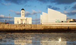 Turner Contemporary gallery in Margate where the prize exhibition will be held in 2019.