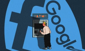If Facebook or Google create their own currency, they can