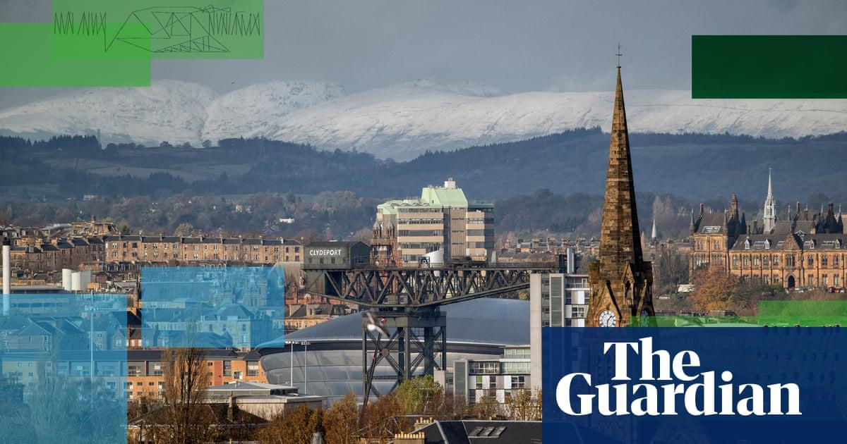 'We've been caught half-dressed': ambivalent Glasgow awaits Cop26