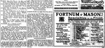 The Observer, 24 September 1916.