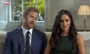 meghan markle and prince harry give first television interview as it happened uk news the guardian meghan markle and prince harry give