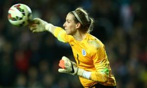 Manchester City's Karen Bardsley.