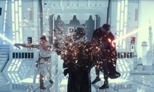 Star Wars Forecast To Make 2019 All Time Record Year For Uk Box Office Film The Guardian