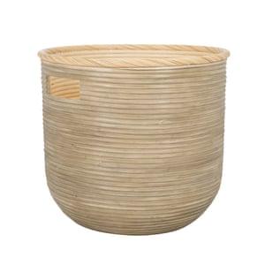 Serang rattan basket, £150 for a set of two, amahttps://www.amara.com/products/serang-rattan-baskets-set-of-2ra.com