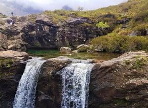 Ilha de Skye, piscinas de fadas